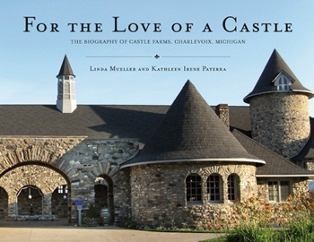 Book Cover: For the Love of a Castle by Linda Mueller and Kathleen Irene Paterka